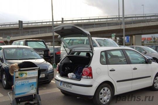 Как в греции взять автомобиль в аренду