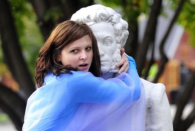 Юзеры «Узнай Москву» смогут «поймать» Пушкина