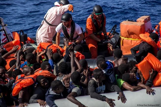 Уберегов Ливии отыскали тела 13 беженцев