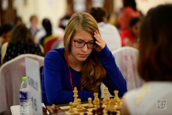 Ужителей российской федерации только одно золото юношеского чемпионата мира пошахматам