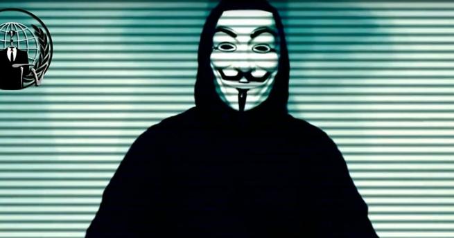 Хакеры изAnonymous обещали штурмовать Центробанки повсей планете