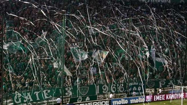 УЕФА нагод отстранил «Панатинаикос» отеврокубков