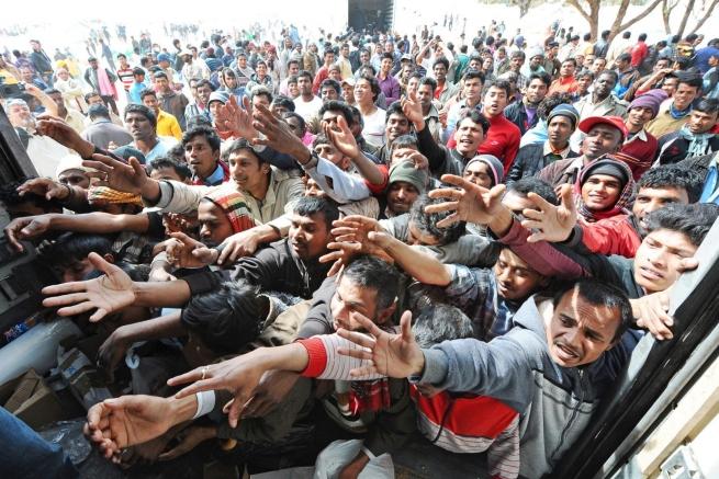 4 страныЕС неприняли ниодного мигранта изИталии иГреции