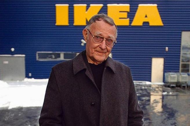 Ушел изжизни 91-летний основатель IKEA Ингвар Кампрад