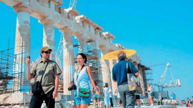 Работа в Греции летом