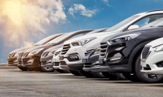 ВстранахЕС упали продажи новых автомобилей