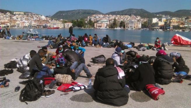 Десять тыс. беженцев вГреции— награни погибели