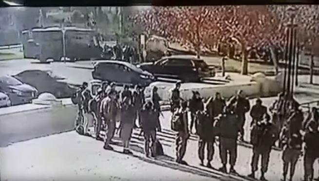 СМИ назвали имя водителя, совершившего наезд нагруппу военных вИерусалиме