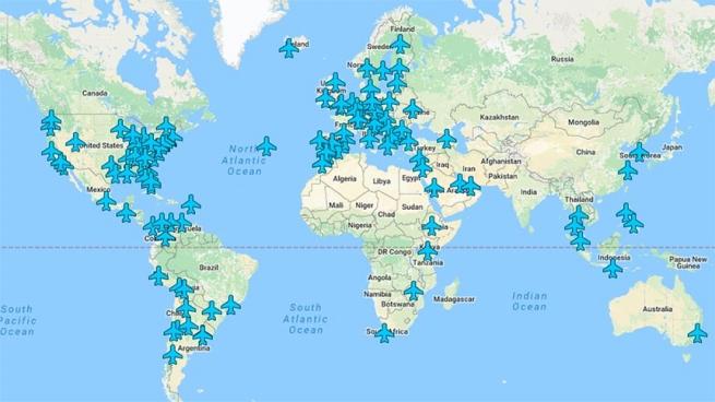 Взакладки: блогер собрал пароли отWi-Fi аэропортов всего мира