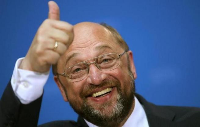 Лидер немецких социал-демократов предложил сделать Соединённые Штаты Европы