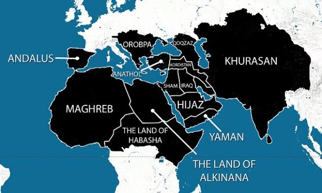 карта игил