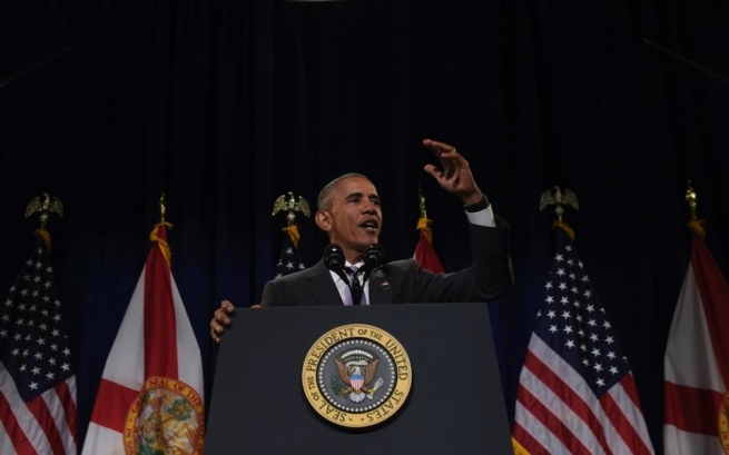 Обама обсудит сМеркель разрешение конфликта вДонбассе