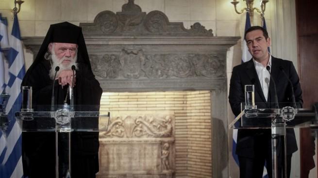 ВГреции власти решили закончить  платить заработную плату  священникам