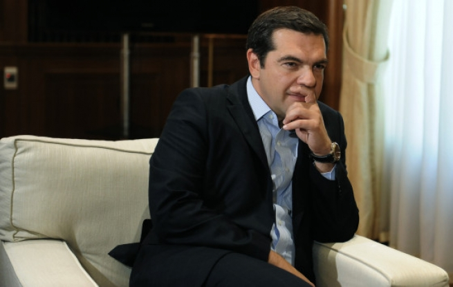 Ципрас произвёл перестановки в руководстве Греции