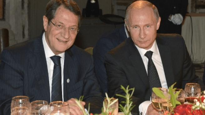 Вопросы российско-кипрского сотрудничества обсудит Владимир Путин сНикосом Анастасиадисом