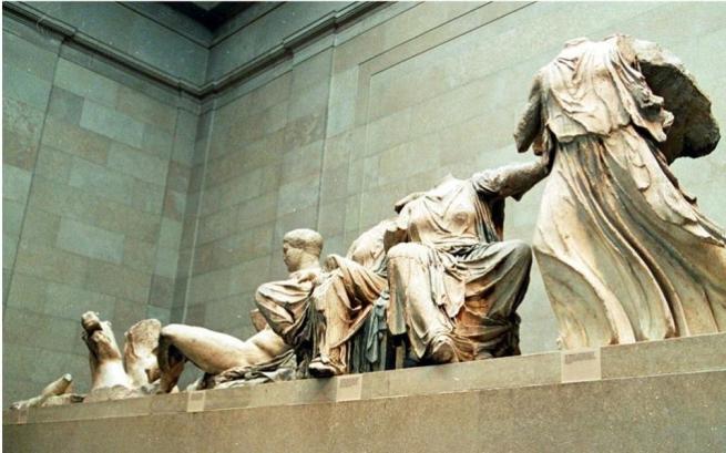 ООН подписала резолюцию за возвращение мраморных скульптур Парфенона