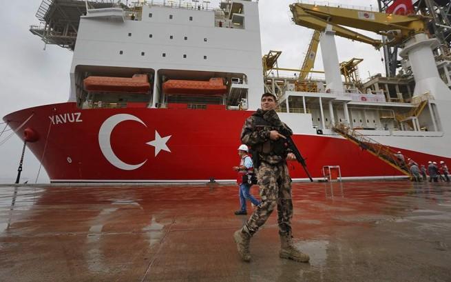 Афины Париж Москва и Каир призывают Анкару не нарушать суверенитет Кипра