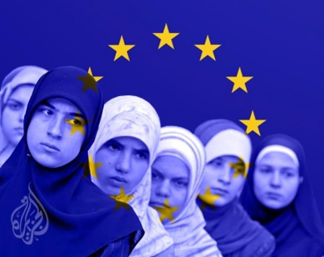 Опрос: Большинство германцев - зазапрет паранджи