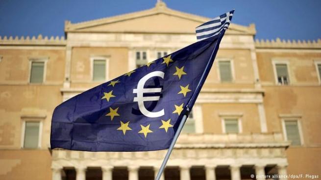 Еврогрупа невыделила Греции новый транш помощи в7 млрд. евро
