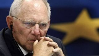 Шойбле: Проблема Греции не в размере долга
