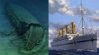 """Греция: Место кораблекрушения брата «Титаника» может стать """"меккой"""" для дайверов"""
