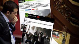 Немецкие СМИ: Все против Ципраса