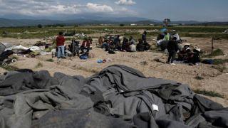 Эвакуация в Идомени завершена, а греческие власти опять не достчитываются мигратнтов