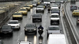 """Дорожные штрафы """"спешат"""" к греческим водителям"""