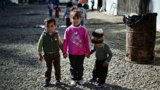 Восемь из десяти беженцев подвержены риску заболеть гепатитом