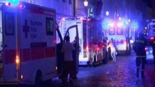 Теракт в немецком городе Ансбах