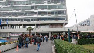 Университет Аристотеля наконец свободен от нашествия активистов 'Без границ'