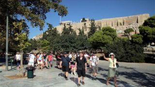 Афины приглашают на бесплатные экскурсии