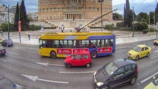 4 октября забастовка троллейбусов